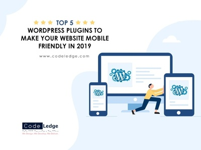 Top 5 Wordpress Plugins to make your website Mobile Friendly