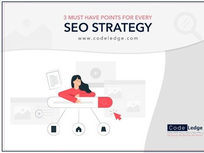 3 must have points for every SEO Strategy