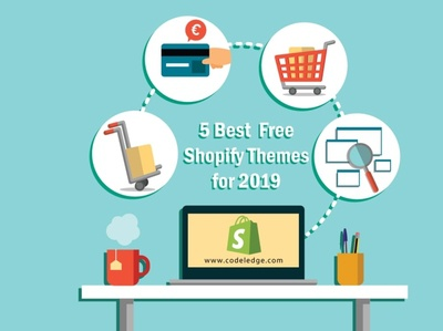 5 best responsive shopify themes for 2019