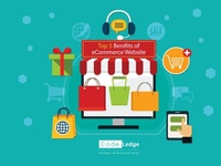 Top 5 Benifits of eCommerce Website