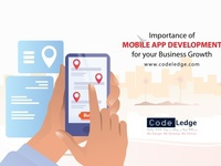 Importance of Mobile App Development for your Business Growth