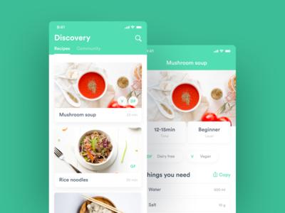 Weekly Meal Plan App