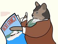 Sophisticated Cat Progress