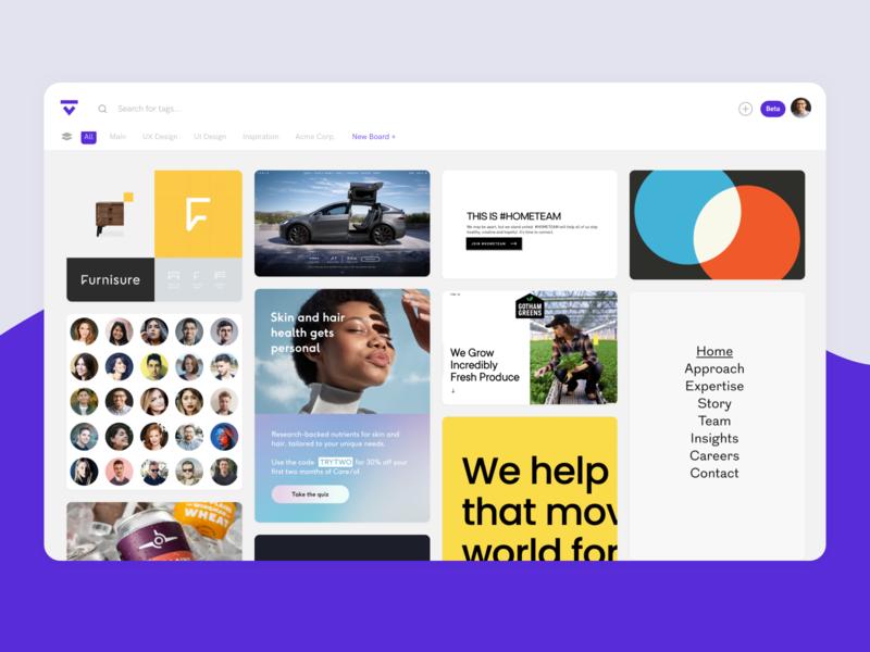 Tackk – For Designers