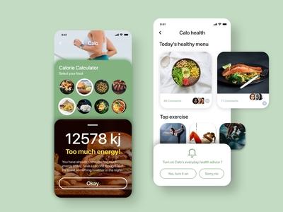 Calo - Calorie monitor