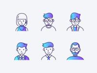 Members of Company
