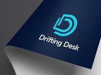 Logomark for Drifting Desk