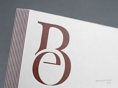 Monogram - D.E.B