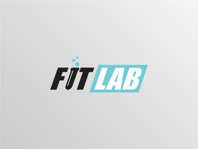 Fit Lab Logo Concept