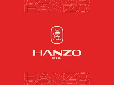 Hattori Hanzo Steel hanzo hattori hanzo kill bill identity lettering type typography