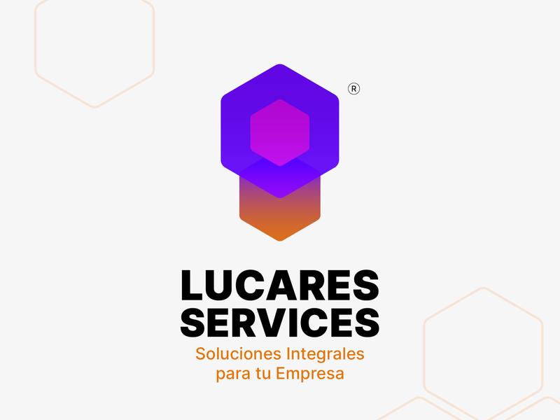 Company Logo Industrial gradient vector gradient logo design illustrator logo branding adobe