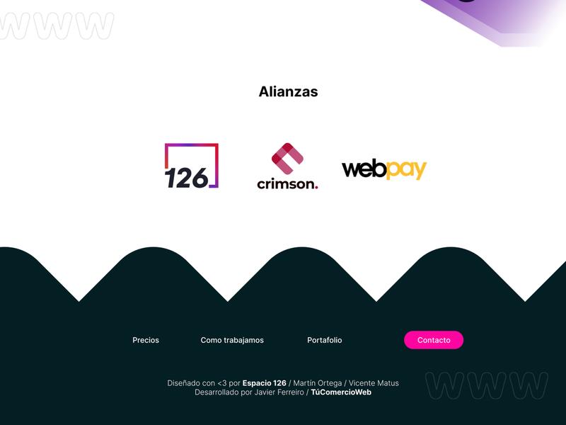 Web Footer figmadesign figma footer menu footer website design web design website