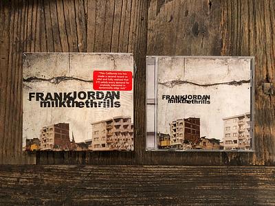 Frank Jordan Album Artwork music compact disc cd artwork album