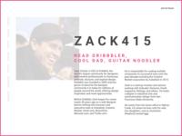 Zack415.com