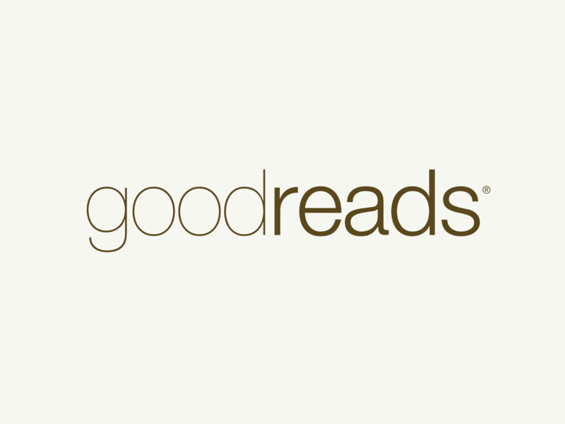 GoodReads Logo and Website, circa 2006 helvetica neue social network website logo