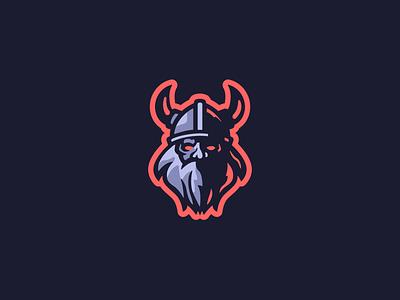 Viking Mascot Logo vikings viking logo viking mascot logo mascot logo minimal design vector illustrator illustration flat
