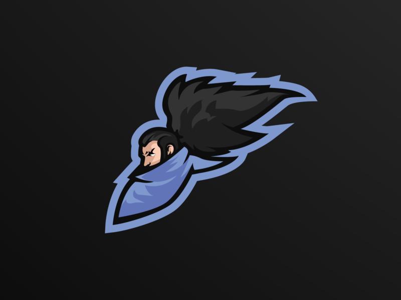 Yasuo Mascot Logo
