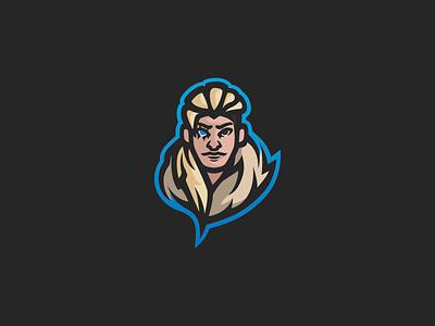 Sova Mascot Logo sniper valorant sova mascot mascot logo logo design vector illustrator illustration flat