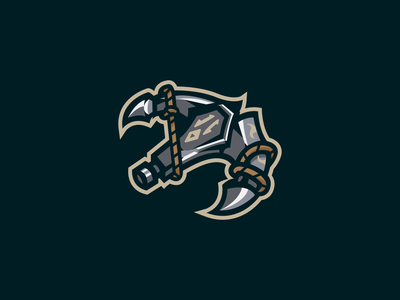 Nautilus anchor mascot logo game art games anchors anchor nautilus game mascotlogo mascot mascot logo logo minimal design vector illustrator illustration flat