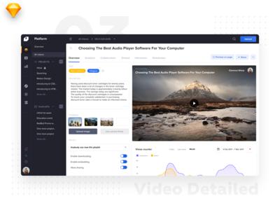 Video Platform • Video Details