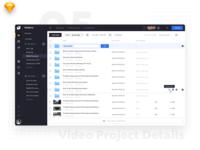 Video Platform • Video Project • Details
