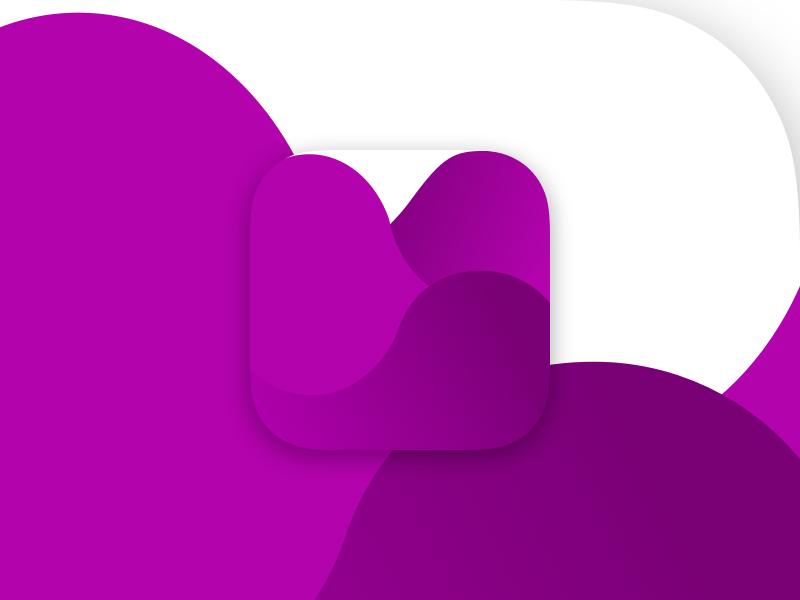Daily UI #005 - App Icon portfolio logo icon ui ux ios dailyui mobile app apple