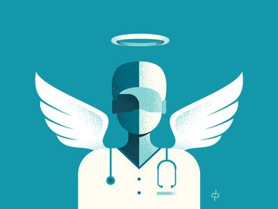 Doctor Angel - real superhero