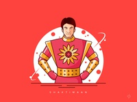 SHAKTIMAAN INDIAN SUPERHERO