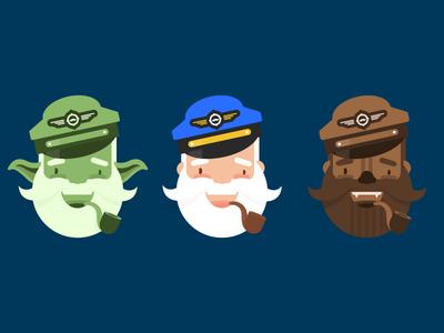 Captainwise Mascot