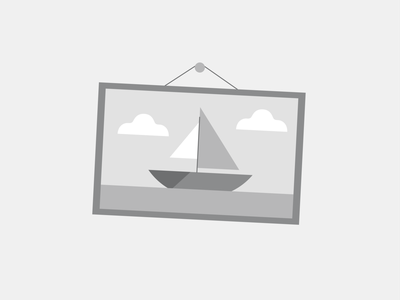 Image not found gray lost not found icons boat the simpsons flat design illustration