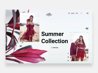 Shop Website