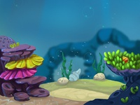 """""""Sea Quest"""" background"""