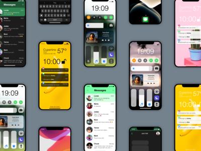 iOS ReDesign