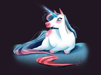 Here is a Unicorn