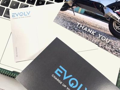 EVOLV Cards