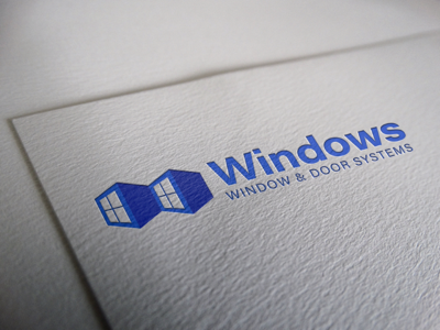 Logo for window and door systems