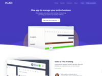 Plutio Website