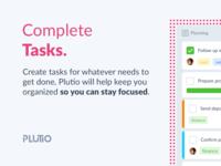 Plutio Tasks