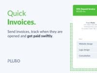 Plutio Invoices
