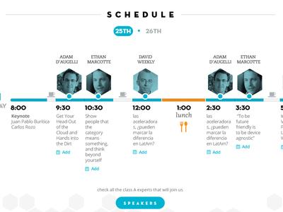 Schedule schedule calendar event timeline