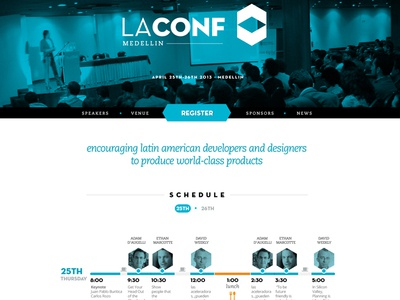 laconf conference conf laconf event design development industry speakers