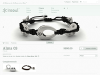 Insoul Product Page