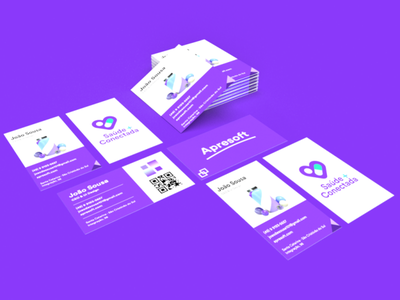 Card Business 02 card design card business card ui card 3d art 3d design minimal ui icon typography branding logo
