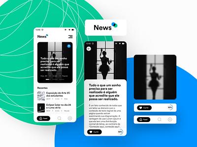 News App UI news app news app ui