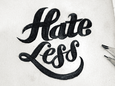 Hate Less