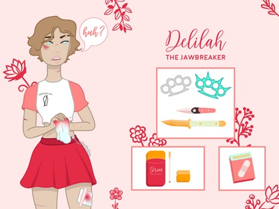 Delilah - The Jawbreaker