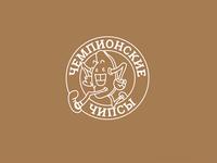 Logo Branding for Chips Package