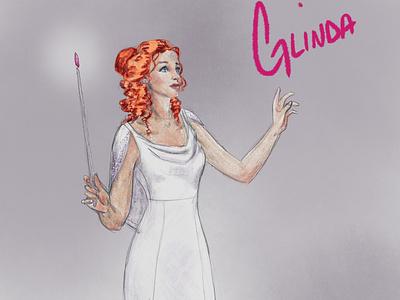 Glinda the Good Witch costume character oz dorathy wizard of oz glinda