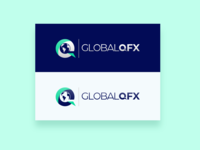 GlobalQFX - Logo Design