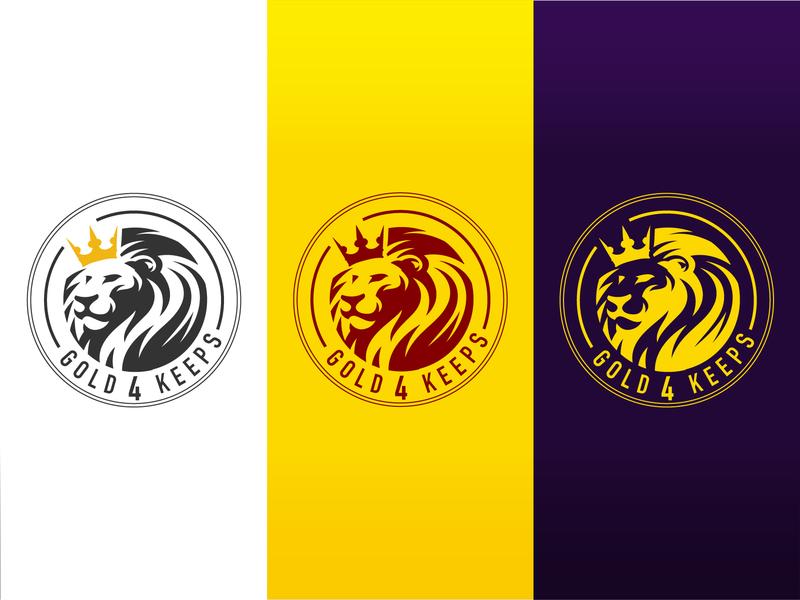 Gold4Keeps - Logo Design
